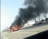 威马汽车起火具体什么情况?威马汽车自燃现场图起火原因是什么