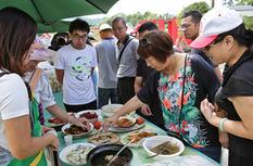 福州晉安:農民豐收節開幕 分享山野豐收喜悅