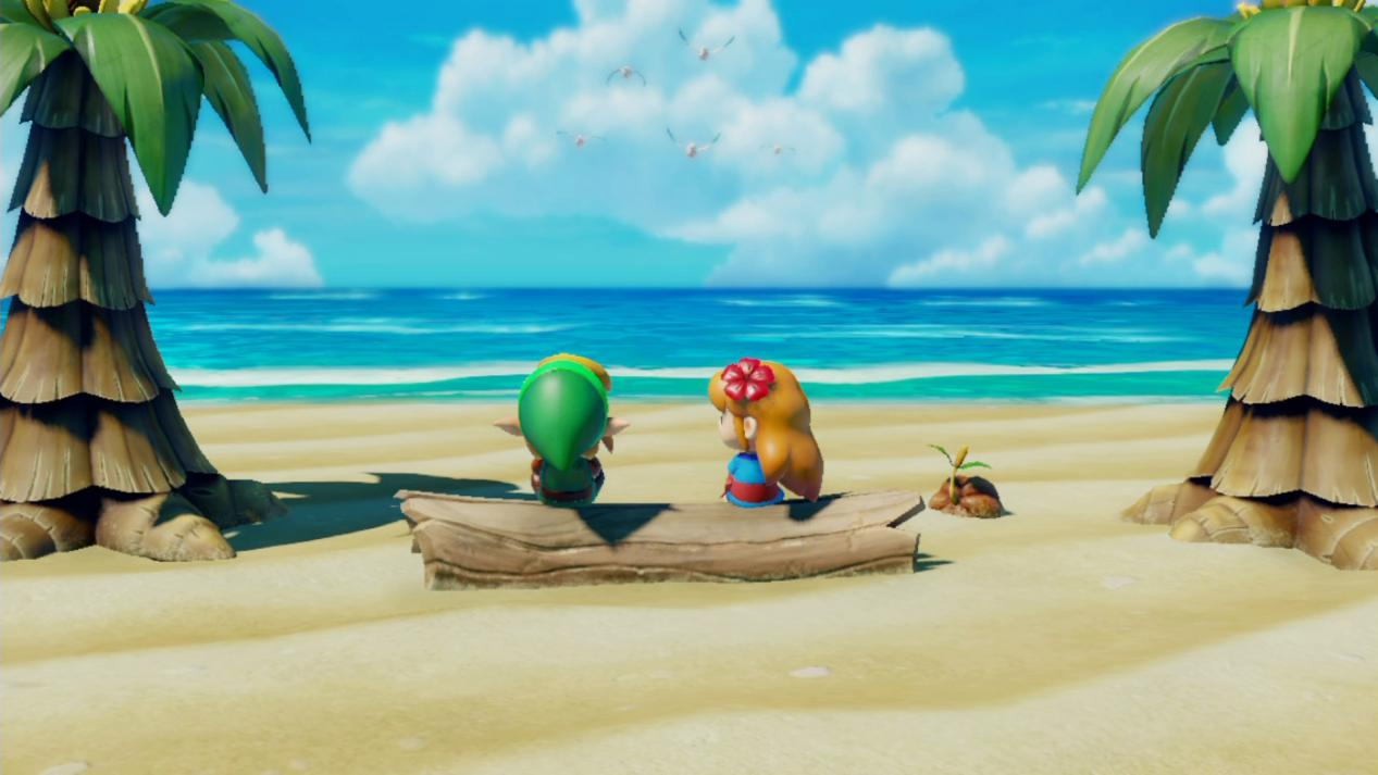 《塞尔达传说:织梦岛》评测:当风鱼之歌再次响起