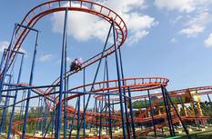 福州兒童公園新增12套大型游樂設備 國慶前投入運營