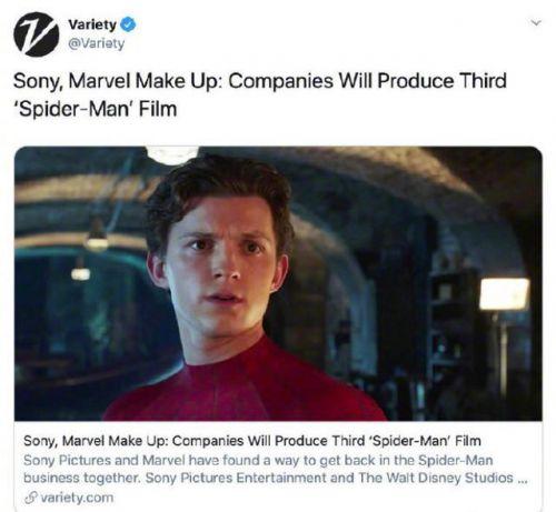 蜘蛛侠将留在漫威真的吗?蜘蛛侠为什么留在漫威 蜘蛛侠3什么时候上映