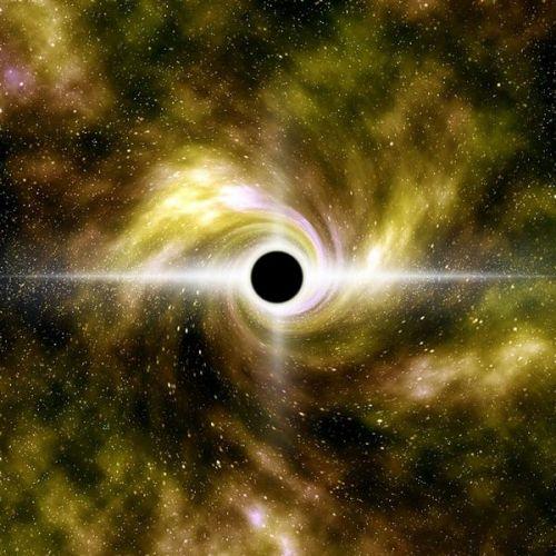 黑洞撕碎恒星景象是怎样的 黑洞撕碎恒星的罕见太三千年�勖�空景象一览