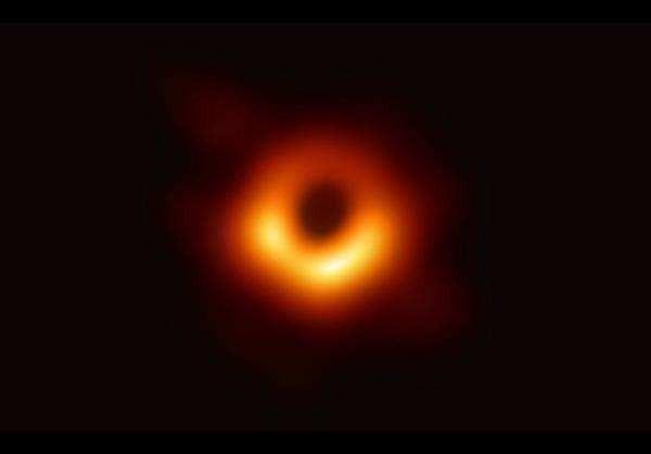 NASA绘制黑洞图像什�e么情况 黑洞是怎样的图片一览