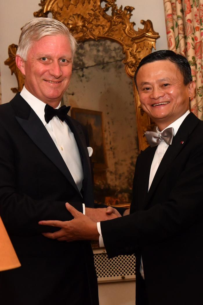 马云被授皇冠勋章怎么回事 马云是唯一获得该等级勋章中国人