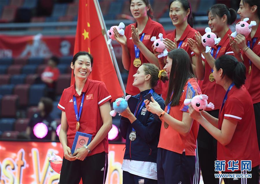 朱婷夺世界杯MVP什么情况 朱婷超过五成的进攻命中率自成一档