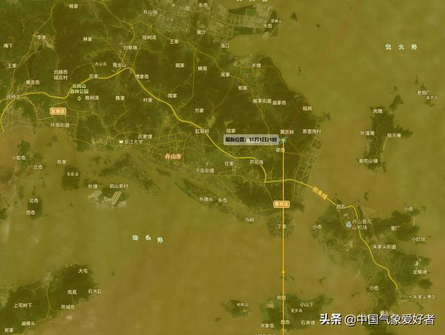 台风米娜最新消息,米娜台风最新路线图,米娜台风带来哪些影响