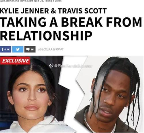 Kylie Jenner与Travis Scott分手新闻介绍?Kylie Jenner与Travis Scott恋爱始末