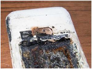 床上听歌时手机爆炸 哈萨克斯坦14岁花季『少女丧命