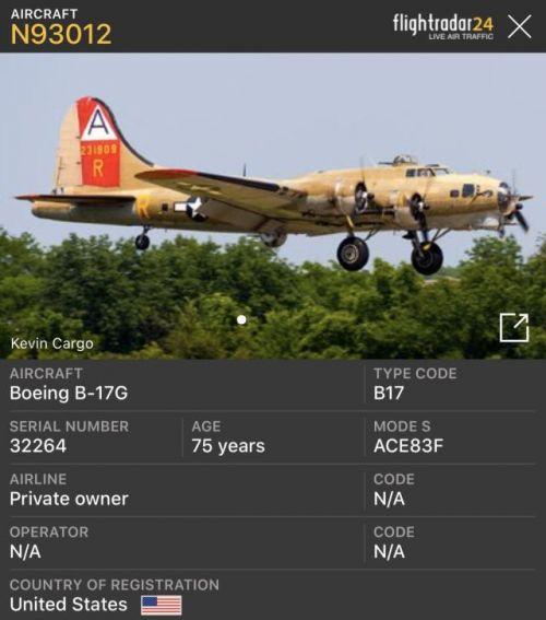 美一架轰炸机坠毁什么情况 美国轰炸机坠毁原因是什么
