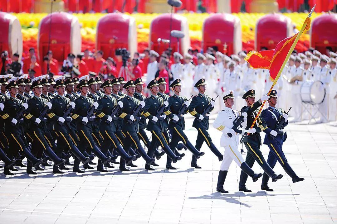 2019国庆节阅兵式观后感写作指导 70周年阅兵式看点都有哪些