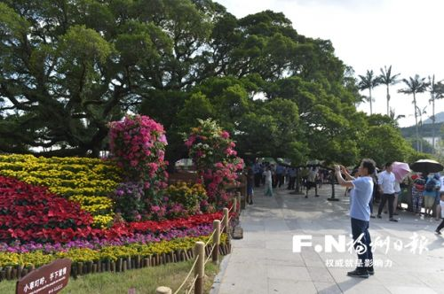 澳门皇冠游戏视讯森林公园节前完成改造提升 新园新景喜迎八方游客