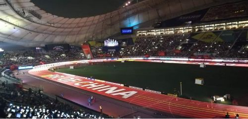 世锦赛男子百米接力 中国队获东京奥运会参赛资格
