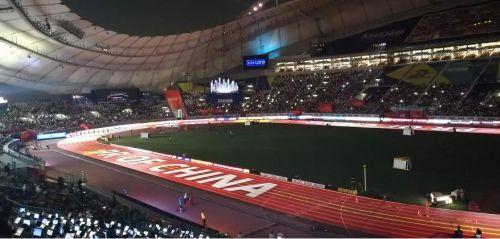 世錦賽男子百米接力 中國隊獲東京奧運會參賽資格