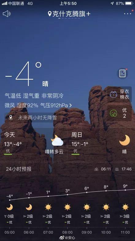 多地气温直降10 ℃怎么回事?哪些地方气温直降10 ℃?