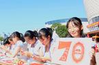 """霞浦县举行""""美的传承""""剪纸技艺展现活动"""