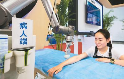 5G技术为智慧医疗添翼应用场景多元 亟待更规范