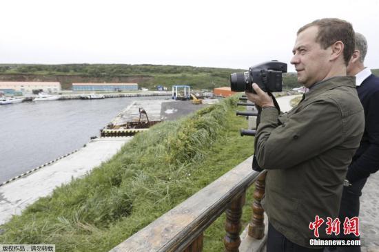 日媒:日俄计划在争议岛屿首次试验性实施团体游