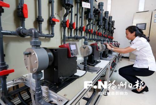 福州城区五家水厂消毒工艺升级 护航280万人饮水安全
