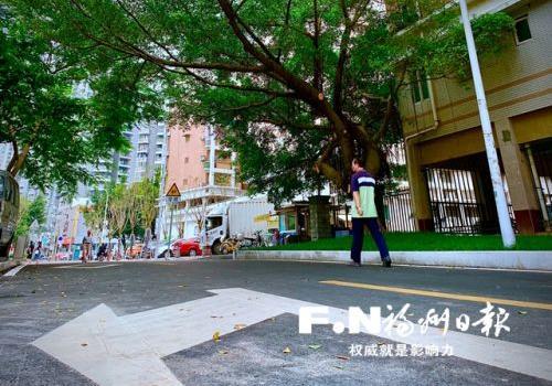"""福州台江区推行""""1+X""""工作法 年底前完成20条小街巷整治"""