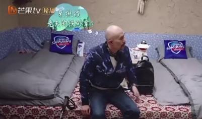 徐锦江骑单车逃跑什么情况 徐锦江骑单车逃跑怎么回事