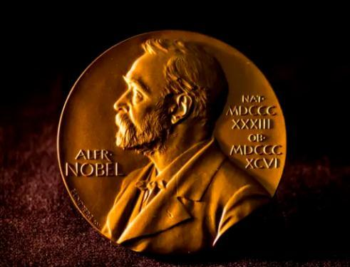 资料图:诺贝尔奖牌。图片来源:诺贝尔奖官网。
