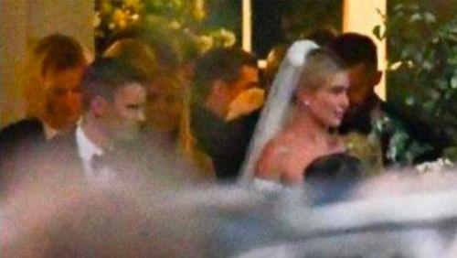 比伯晒婚礼现场照怎么回事?比伯海莉婚礼在哪里请了哪些人
