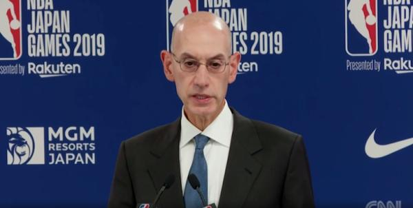 NBA总裁再次声明,仍未道歉