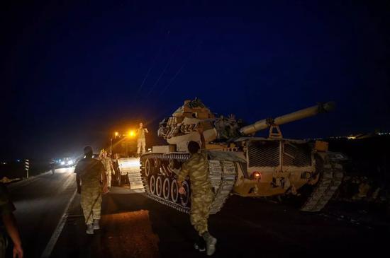 土耳其对叙东北部发起军事行动 美从叙北部撤军 触发欧洲国家不安