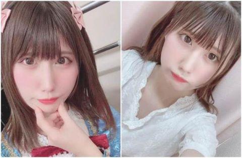 松冈笑南个人资料微博写真,因瞳孔倒影暴露位置被粉丝骚扰