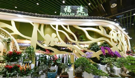 北京世园会福建展园展馆获金奖:生态福建,向世界绽放