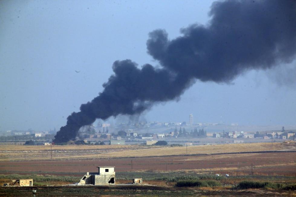 土耳其襲擊敘利亞怎么回事 土耳其襲擊敘利亞最新消息:已致15死40傷