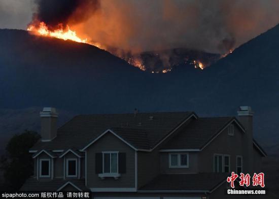 美加州迎来大规模预防性停电 约200万人恐受影响