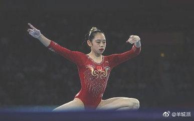 体操世锦赛队长刘婷婷退出全能决赛争夺