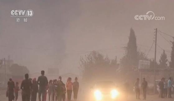 土耳其袭击叙利亚怎么回事 土耳其为何袭击叙利亚