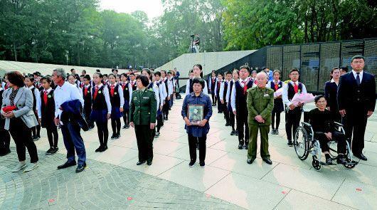 中國首用DNA技術確認無名志愿軍遺骸身份