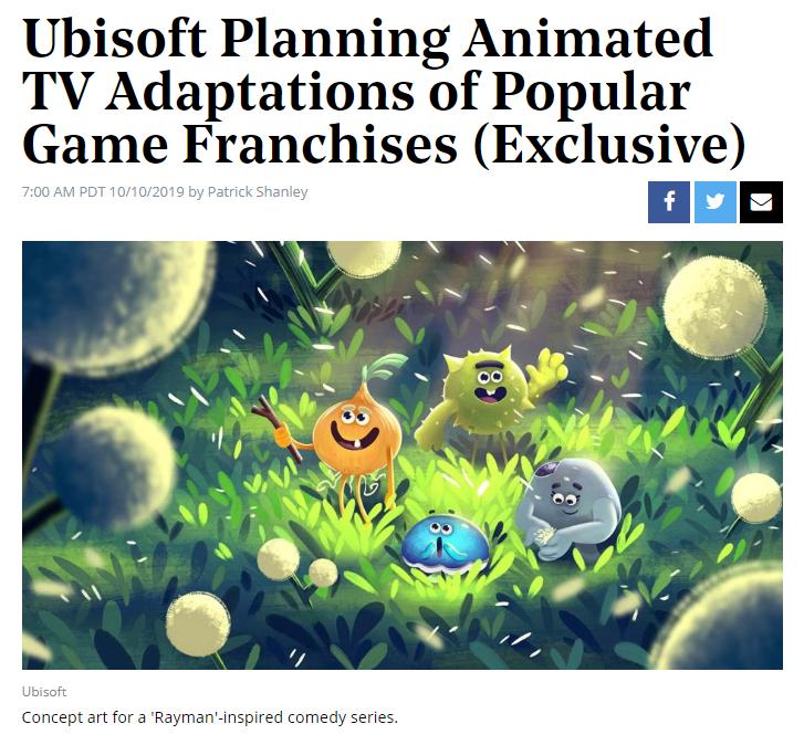 育碧推进IP影视化 《孤岛惊魂3:血龙》出改编剧