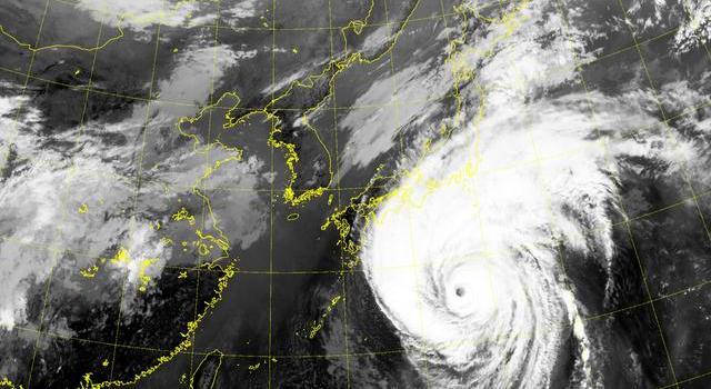 19号台风海贝思最新消息实时路径到哪了?19号台风海贝思会在哪登陆