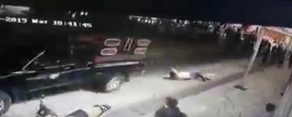 墨西哥市长被拖行怎么回事 被当地民众绑在一辆卡车后拖行