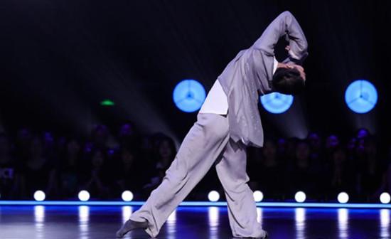 舞蹈风暴胡沈员是谁 舞蹈风暴胡沈员哪里人个人资料介绍