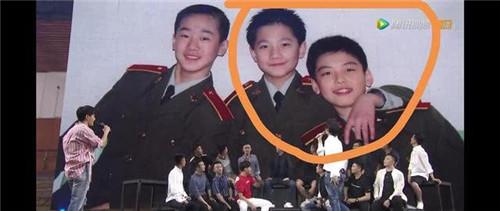 刘迦杨洋小时候照片 军艺双子星是谁?刘迦和杨洋关系好吗
