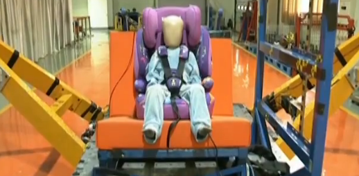 央视点名京东商城 所售儿童安全座椅41.7%不合格