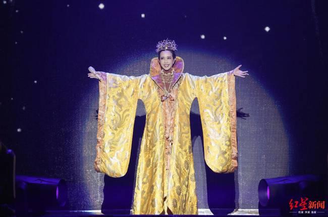 莫文蔚吉尼斯纪录怎么回事?绝色莫文蔚世界巡回演唱会拉萨开个唱没有高原反应