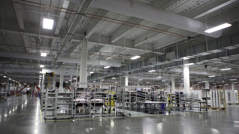 特斯拉上海工厂投产在即 计划年底周产千辆车