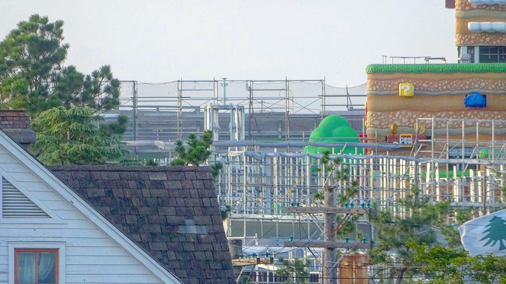 任天堂主题公园施工图曝光 2020年东京奥运会前建成开放