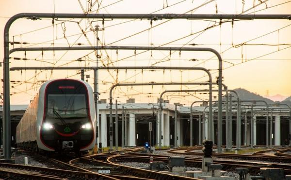 新进展!福州地铁1号线二期、4、5、6号线都有……