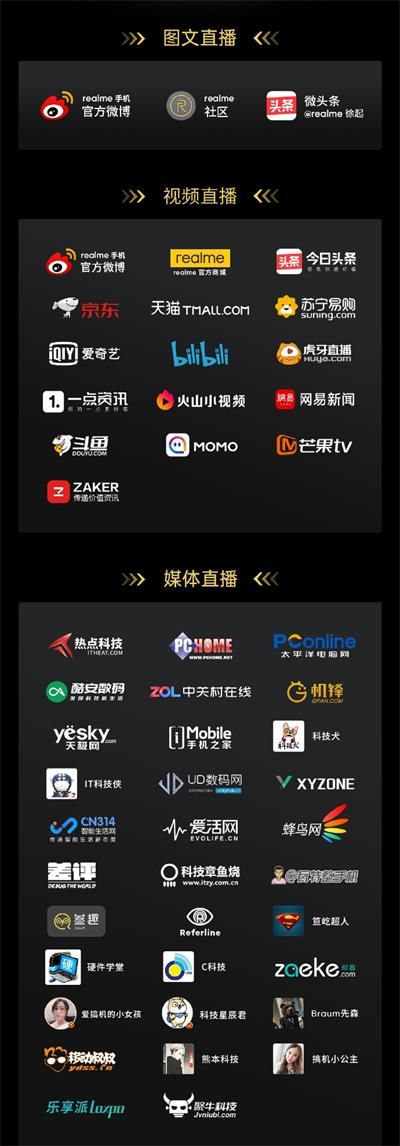 realmeX2 Pro新品发布会在哪看 realmeX2 Pro新品发布会直播平台汇总