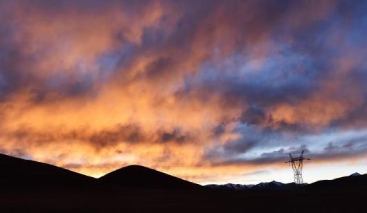 藏北的秋:蒼涼與壯美的交響