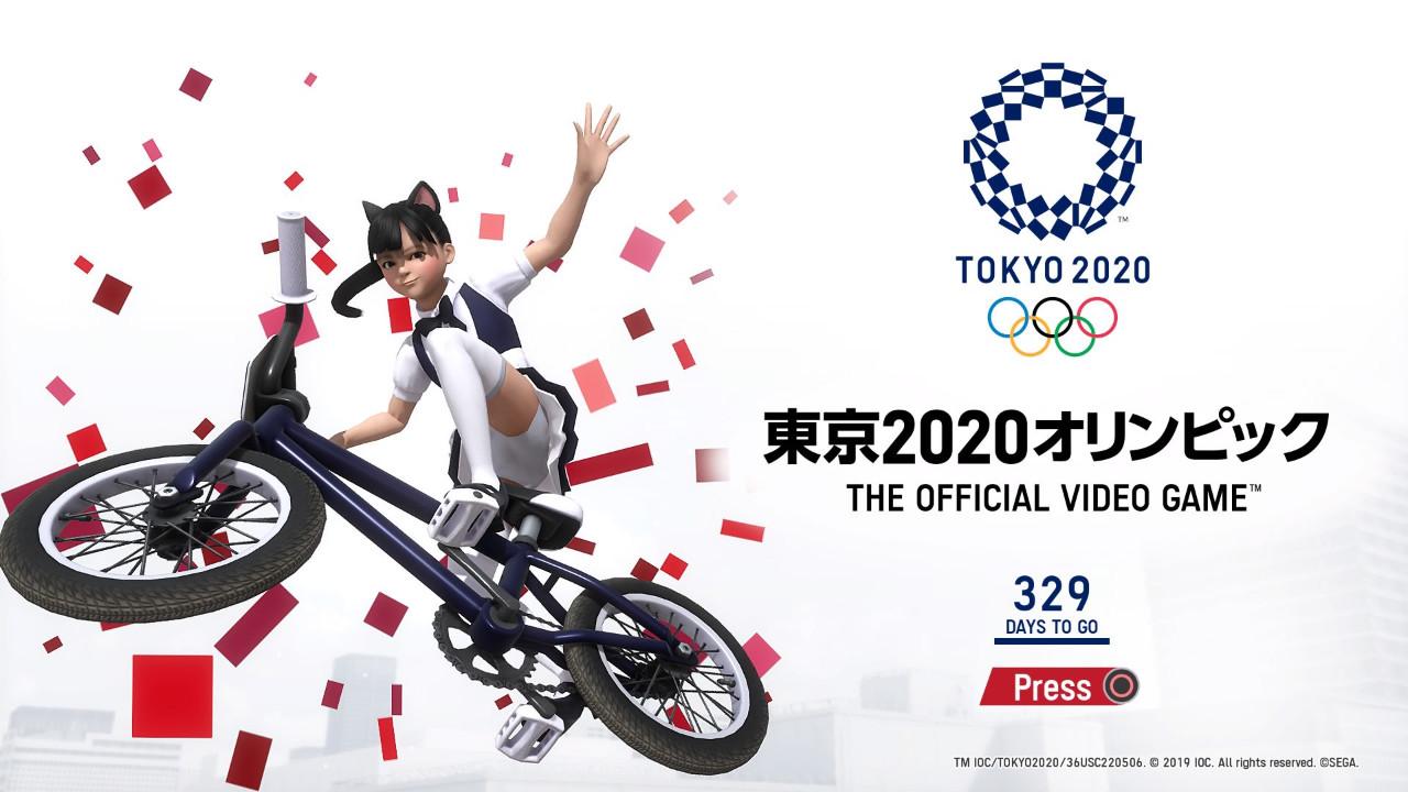 《2020东京奥运》自定义角色让不少玩家笑疯