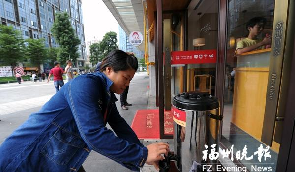 超200個愛心茶攤今年參與送清涼