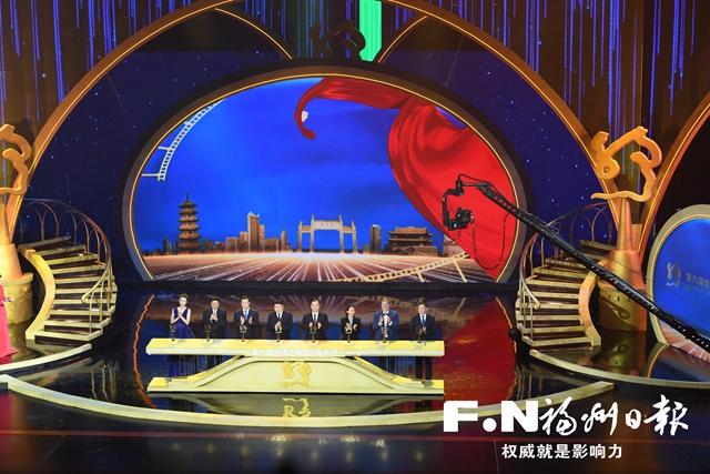 第六届丝绸之路国际电影节在榕开幕